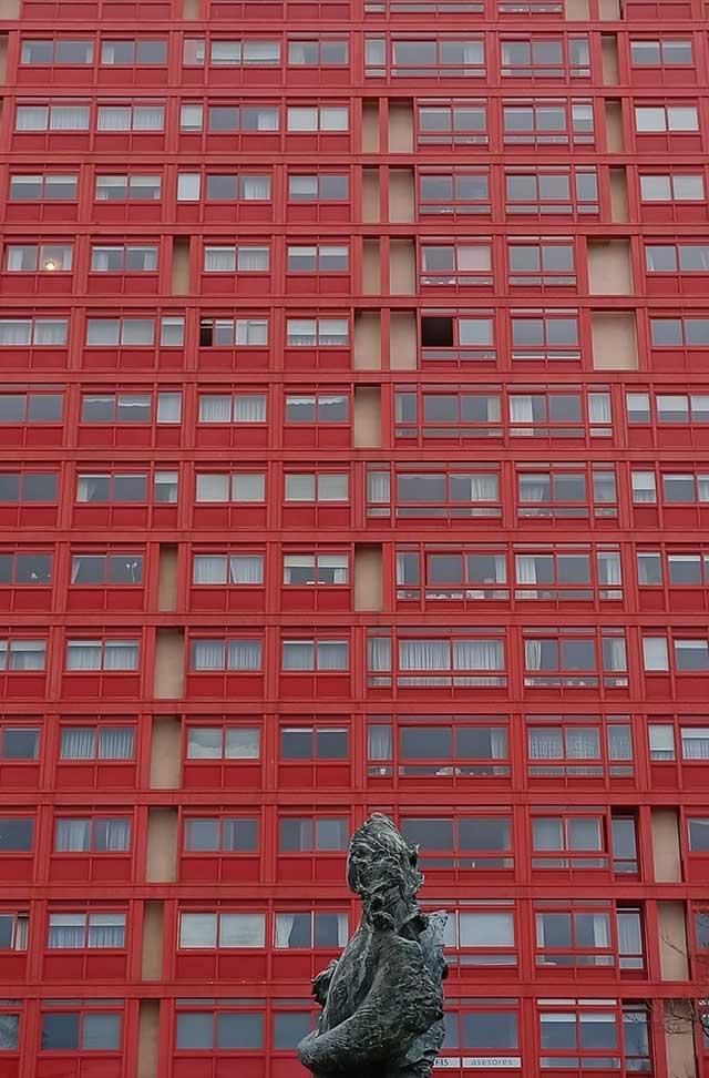Edificio en A Coruña